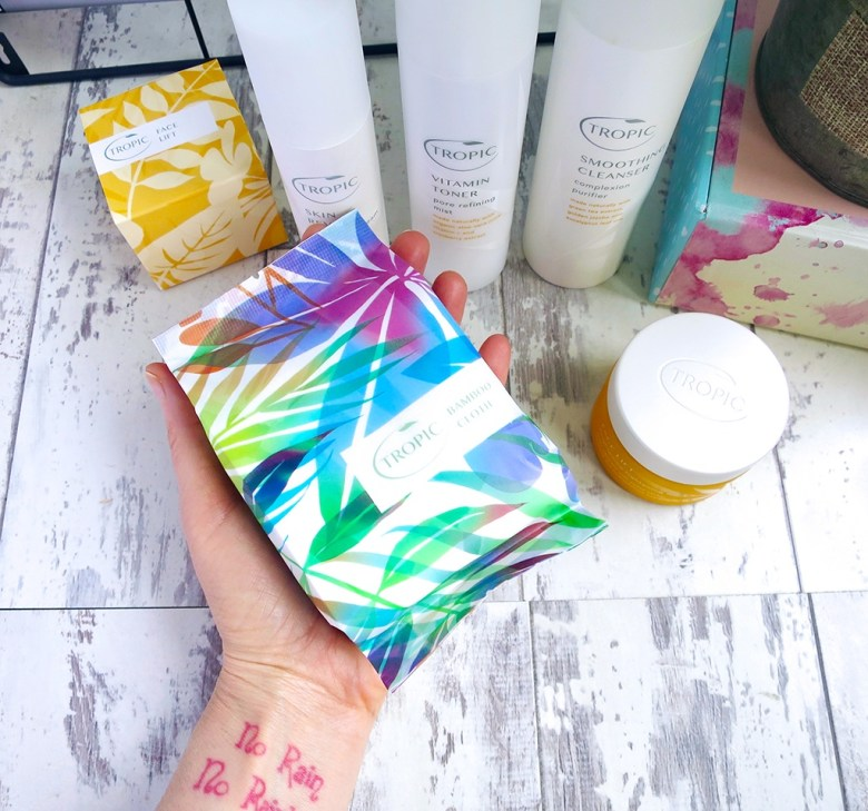 Tropic Skincare Bamboo Cloth