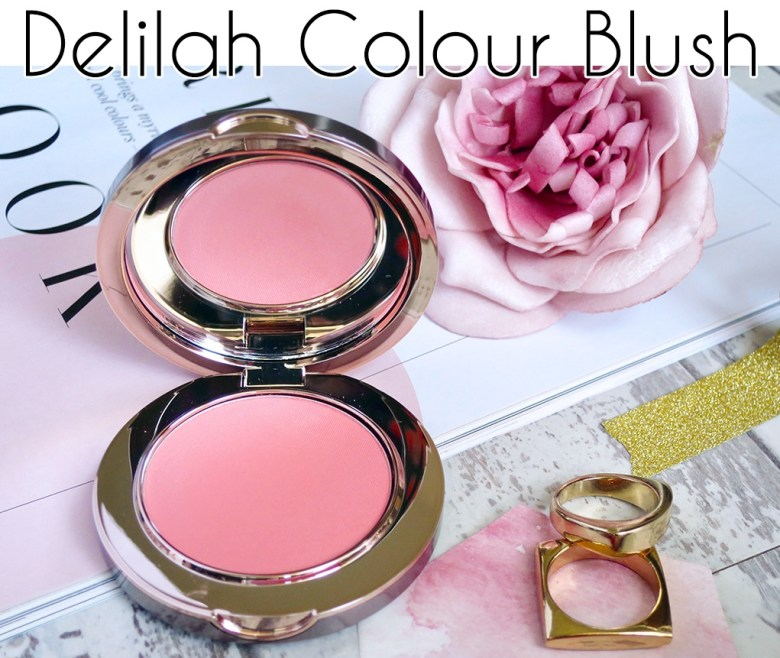 delilah colour blush in clementine