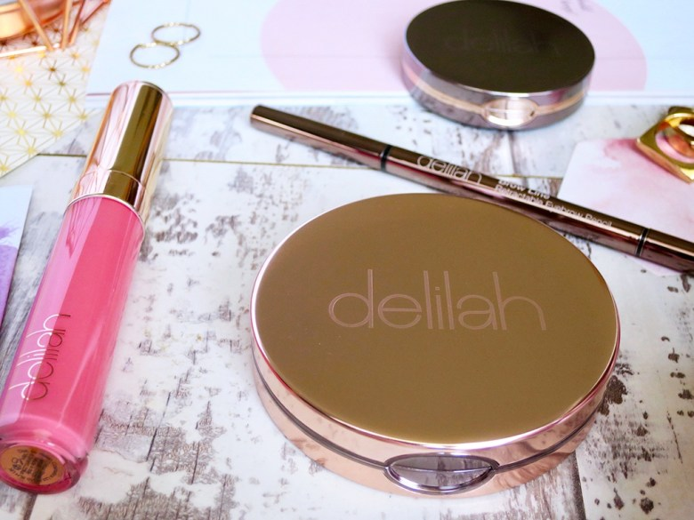 delilah makeup first impressions