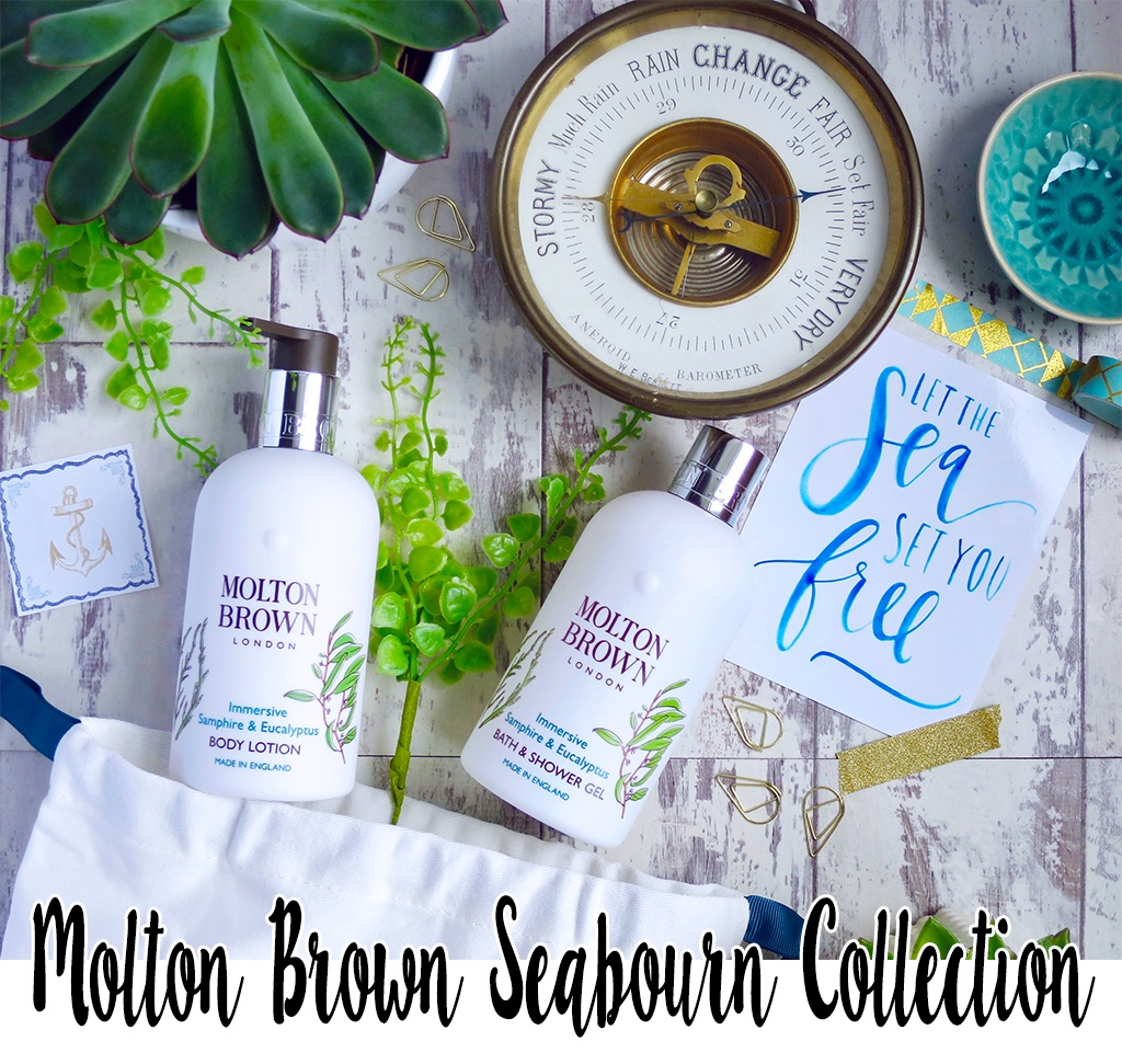 Molton Brown Seabourn Collection