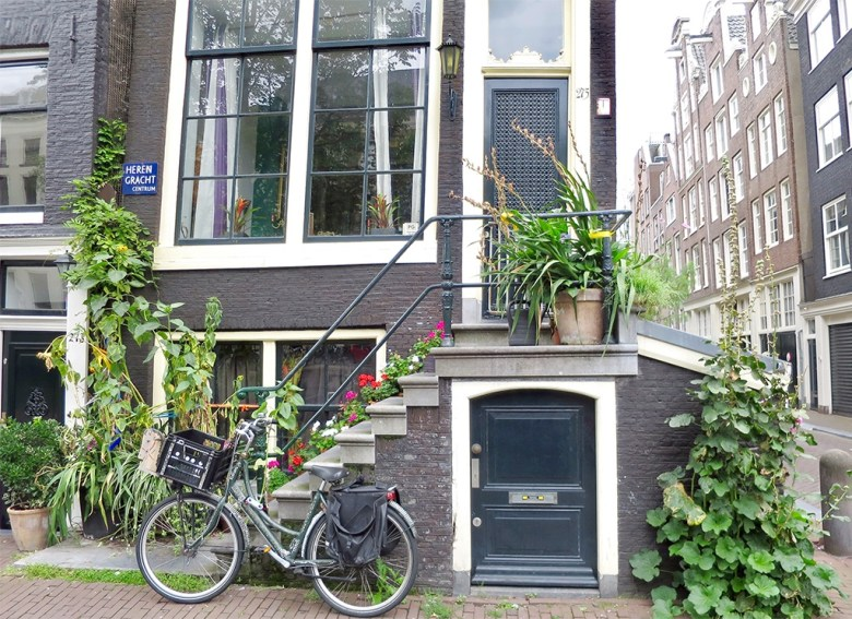 Amsterdam Herengracht Canal House