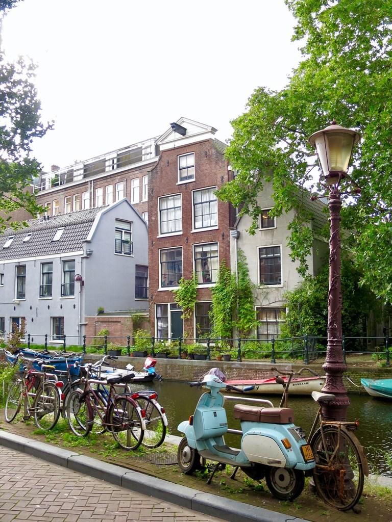 Exploring Amsterdam 2017