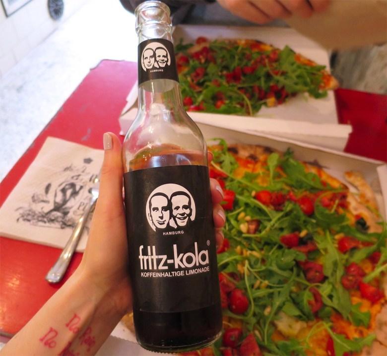 vegan pizza mastino amsterdam