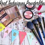 Real Techniques PowderBleu Makeup Brushes