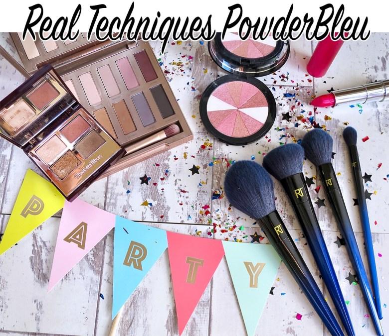 Real Techniques Powder Bleu Collection