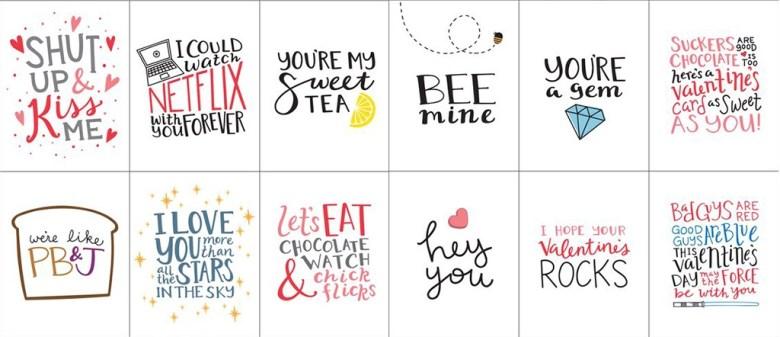 Free Sassy Valentines Day Cards