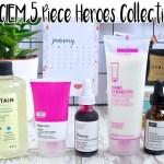 Deciem 5 Piece Heroes Collectionfor QVC