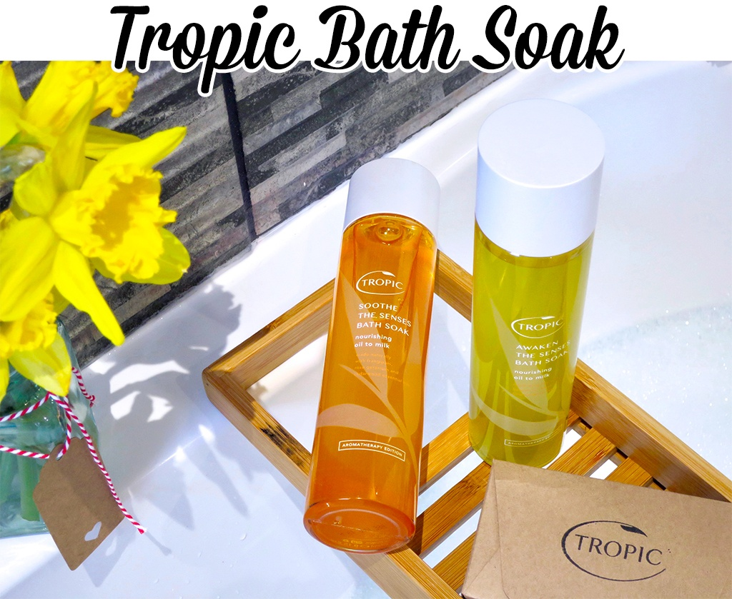 Tropic Skincare Awaken Your Senses Bath Soak
