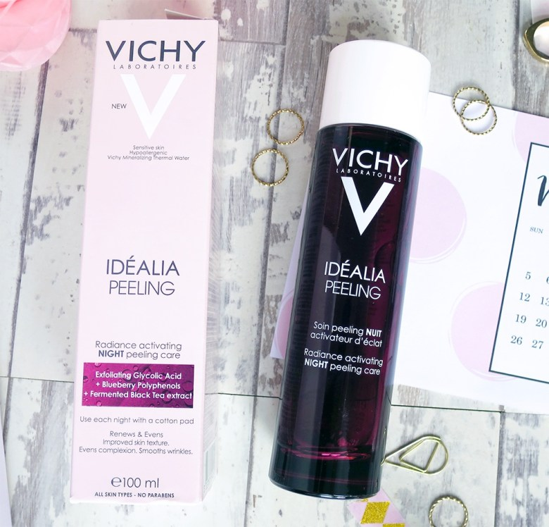 NEW Vichy Radiance Peeling Solution