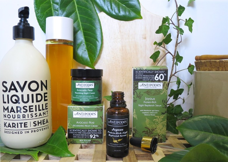 Evening Skincare From Antipodes