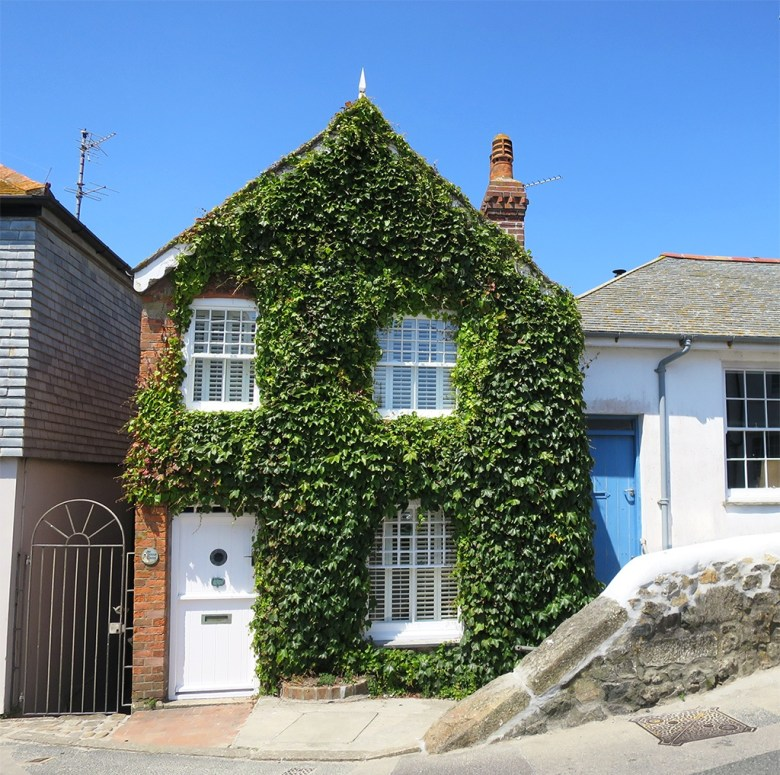 Ivy Cottage St Ives Cornwall