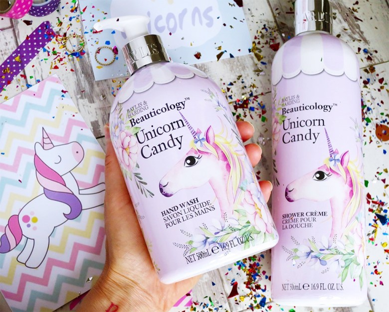 NEW Beauticology Unicorn Candy Hand Wash