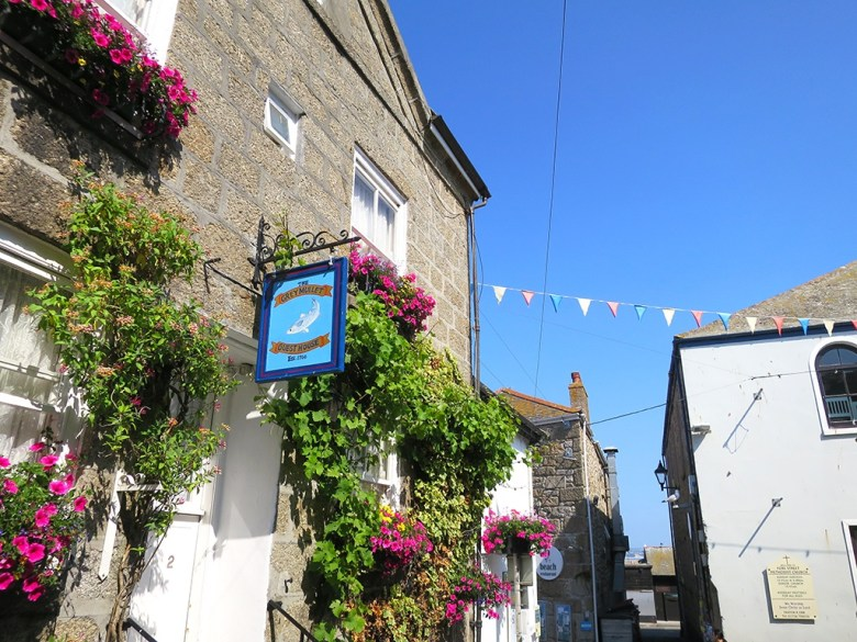 The Grey Mullet Guest House St Ives
