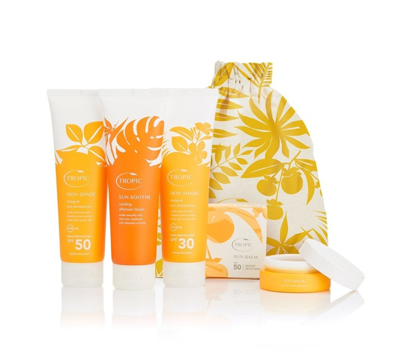 Tropic Skincare Suncare- Kit