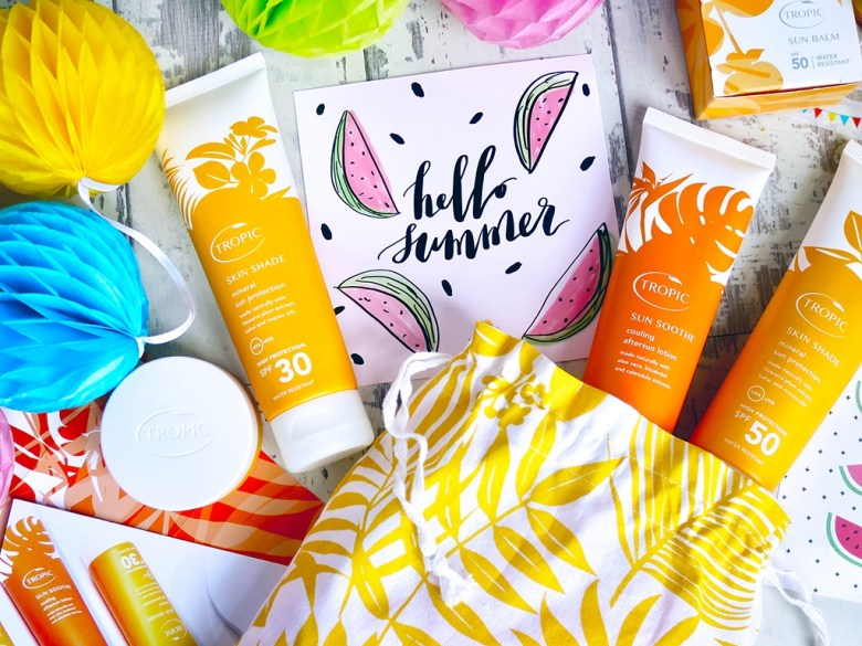 Tropic Sun Care Discovery Kit