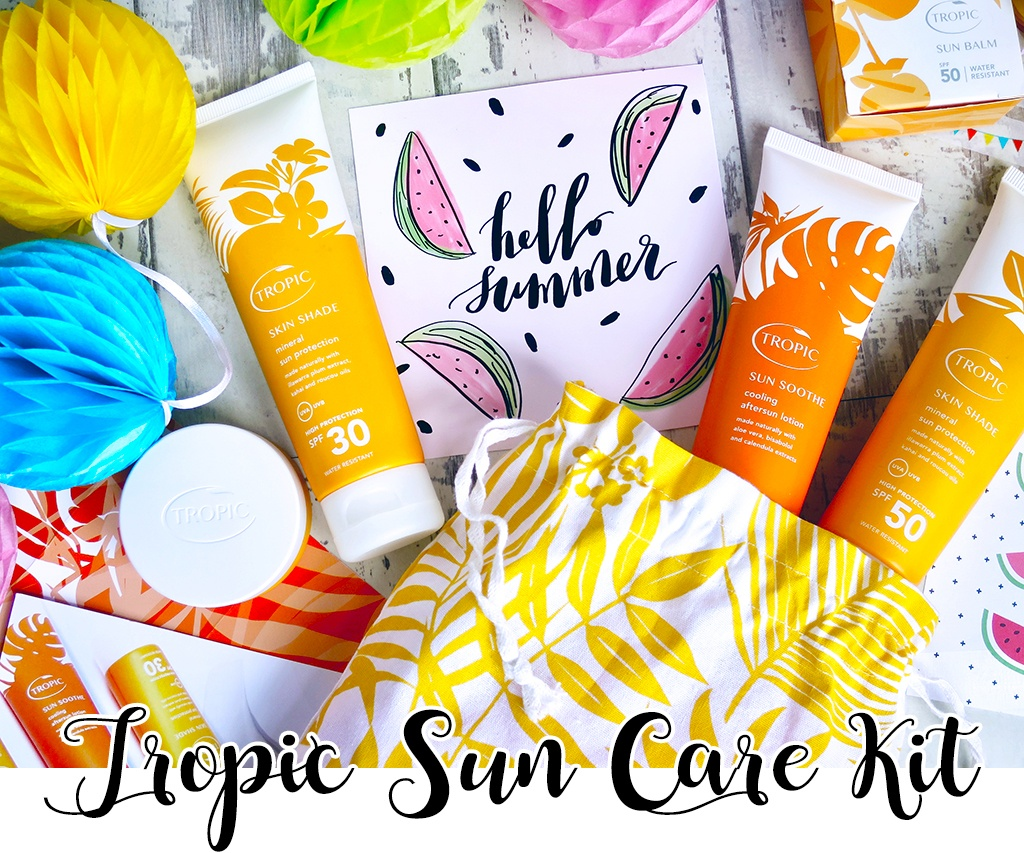 Tropic Sun Care Products