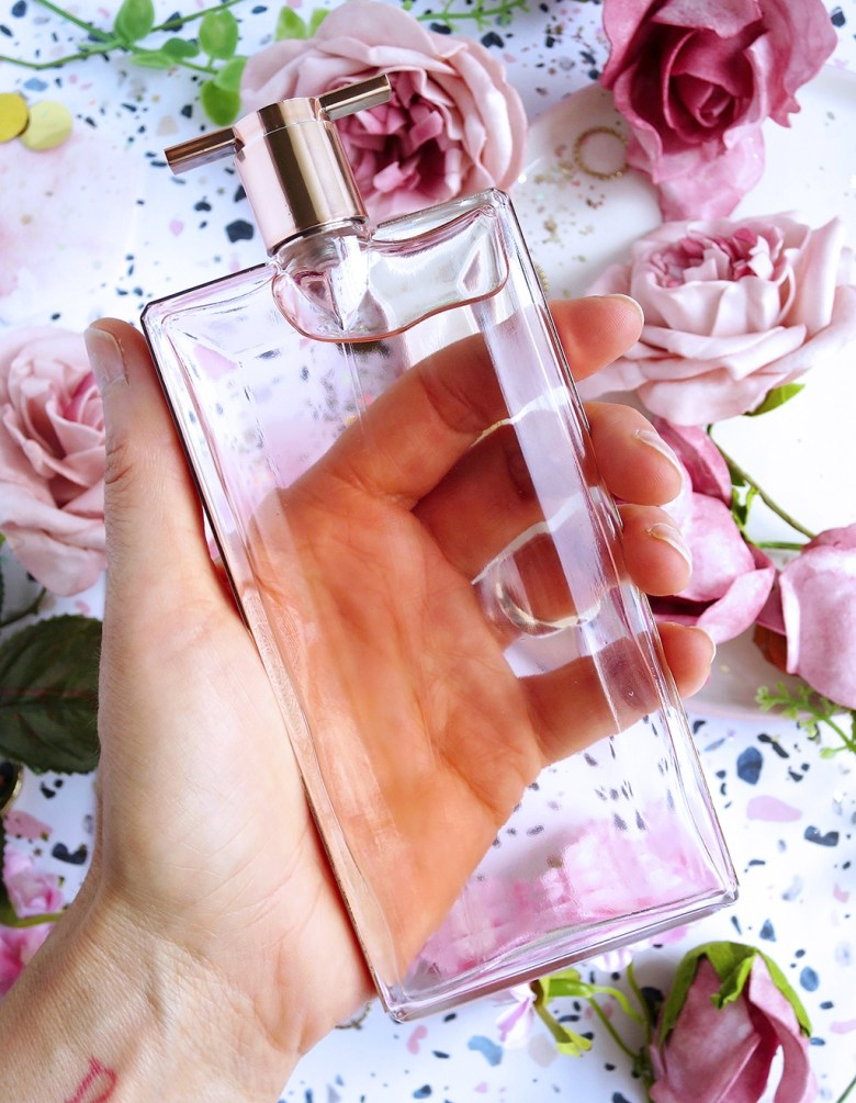 Lancome Idole Perfume Bottle