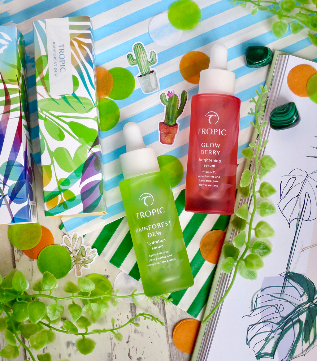 Tropic Glow Berry Brightening Serum