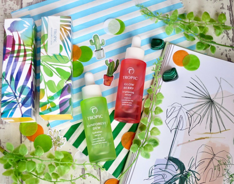 Tropic Skincare Serums