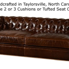 Kensington Leather Sofa Restoration Hardware Chatsworth Grand Distressed Home Design Ideas Casco Bay Furniture Review A Discussion Of The Coveted Brompton