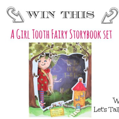 The Tale of the Tooth Fairy Review & Giveaway