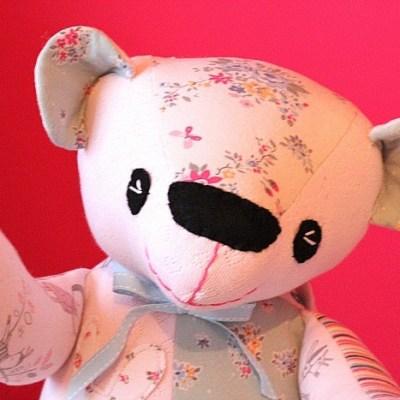 Cute As A Button Keepsake Bears Review