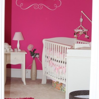 Missy Moo's Baby Nursery Room Tour