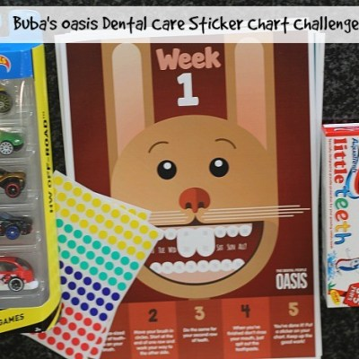 Oasis Dental Care Sticker Challenge Review