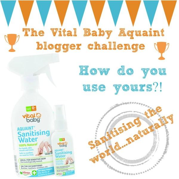 vital baby aquaint challengenew