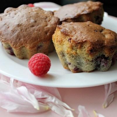 Blackberry Muffin Recipe