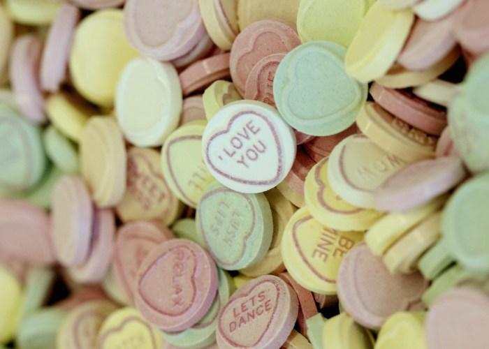 Design your own Swizzels Matlow Love Heart