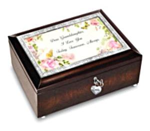 Personalized music box