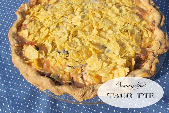 Taco Beef Pie