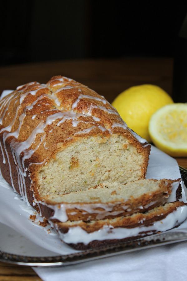 zucchini bread courgette bread