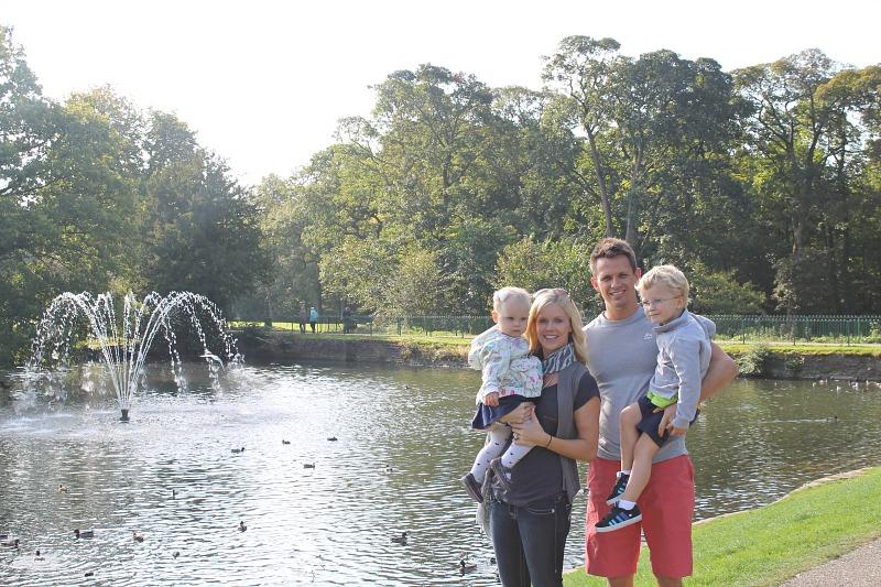astley park family portraits