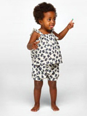 Sunday's Blogiversary Giveaway: Stella McCartney Baby Outfit
