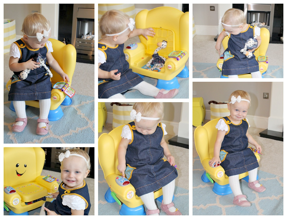 fisher price sit and play chair toddler plush chairs personalized laugh learn smart stages review giveaway lets