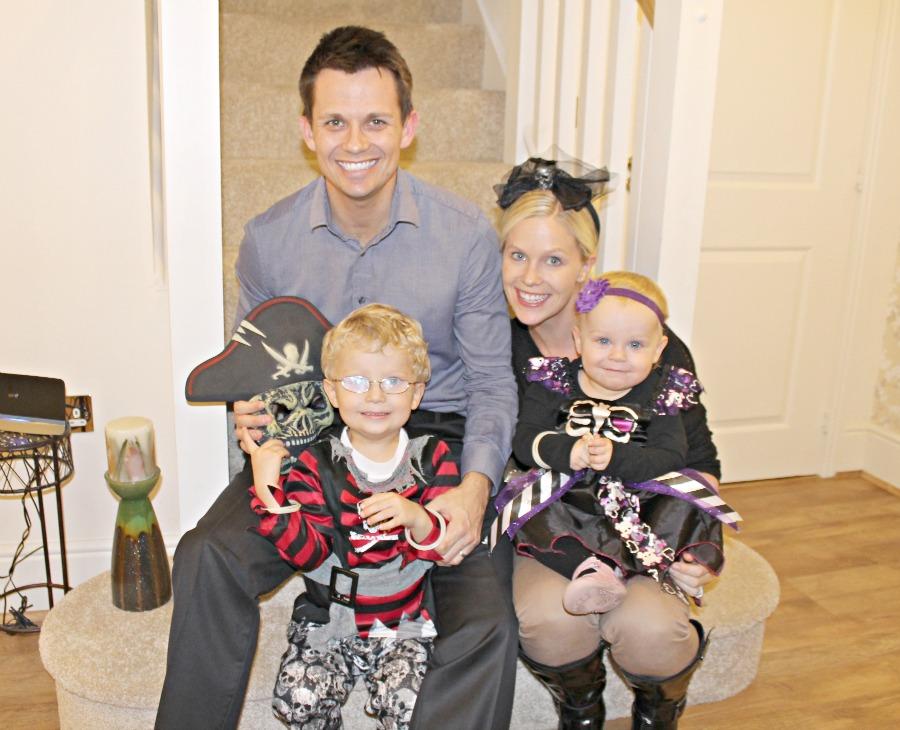 me & mine october family portrait project