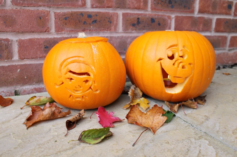 Olaf Pumpkins & Doc McStuffins Pumpkins How to carve a pumpkin