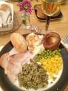 an expat thanksgiving dinner