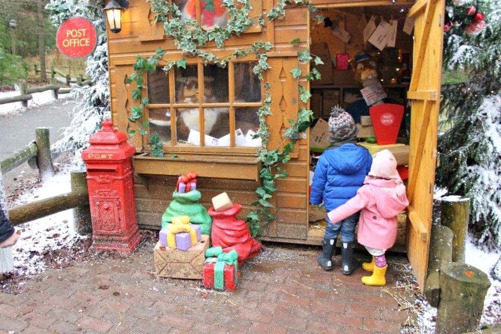 Santa's Grotto Post Office Center Parcs