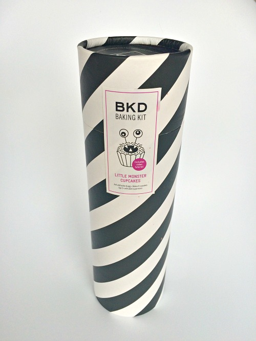 BKD London Monster Cupcake Baking Kit