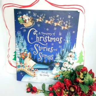 A Treasury of Christmas Stories & Songs