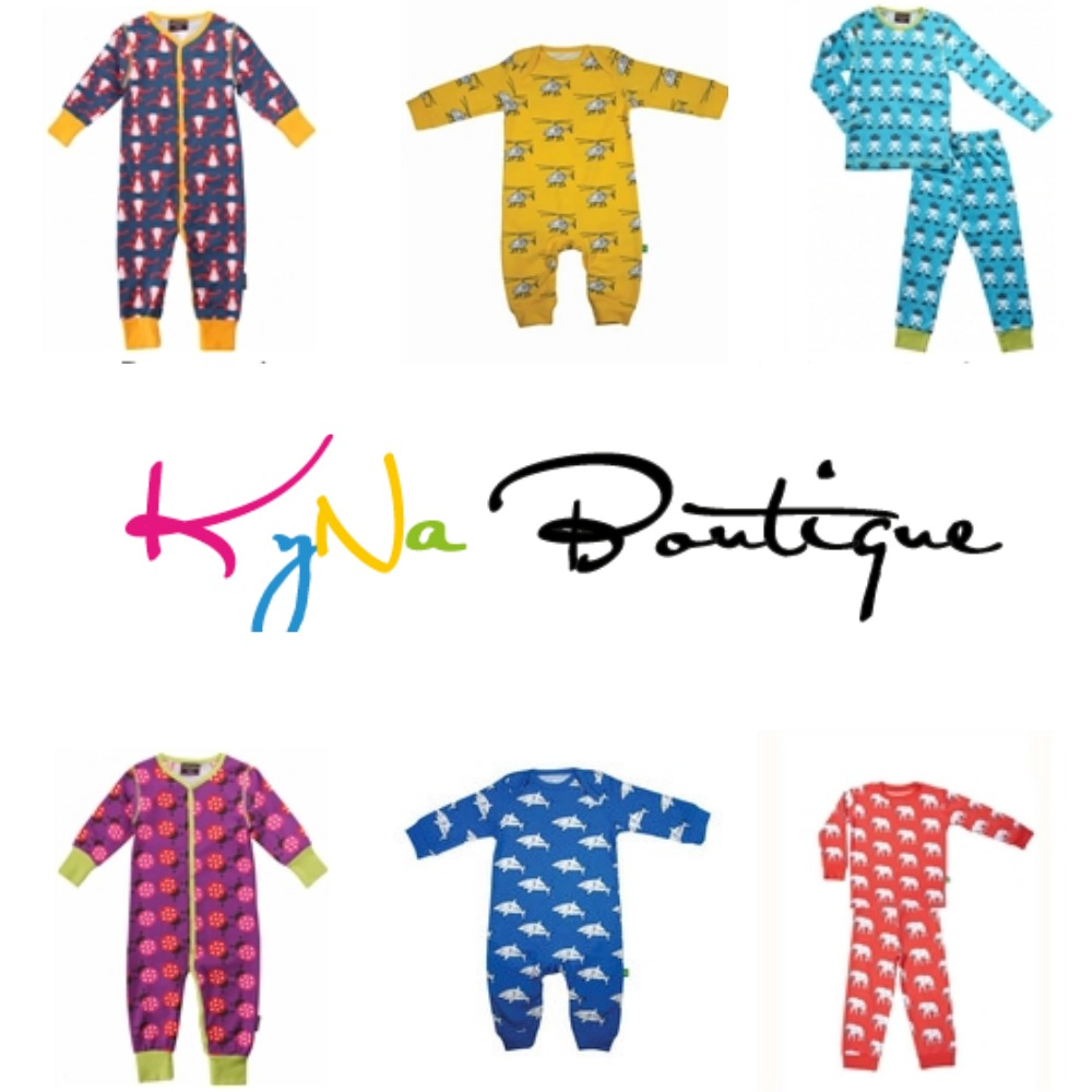 KyNa Boutique Ltd. Organic baby and kids clothing