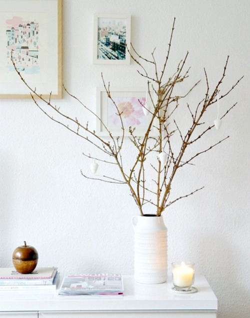 home decor twig branches for inside