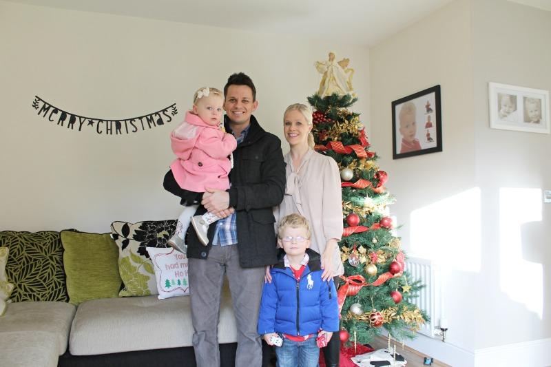 me & mine december a family portrait project