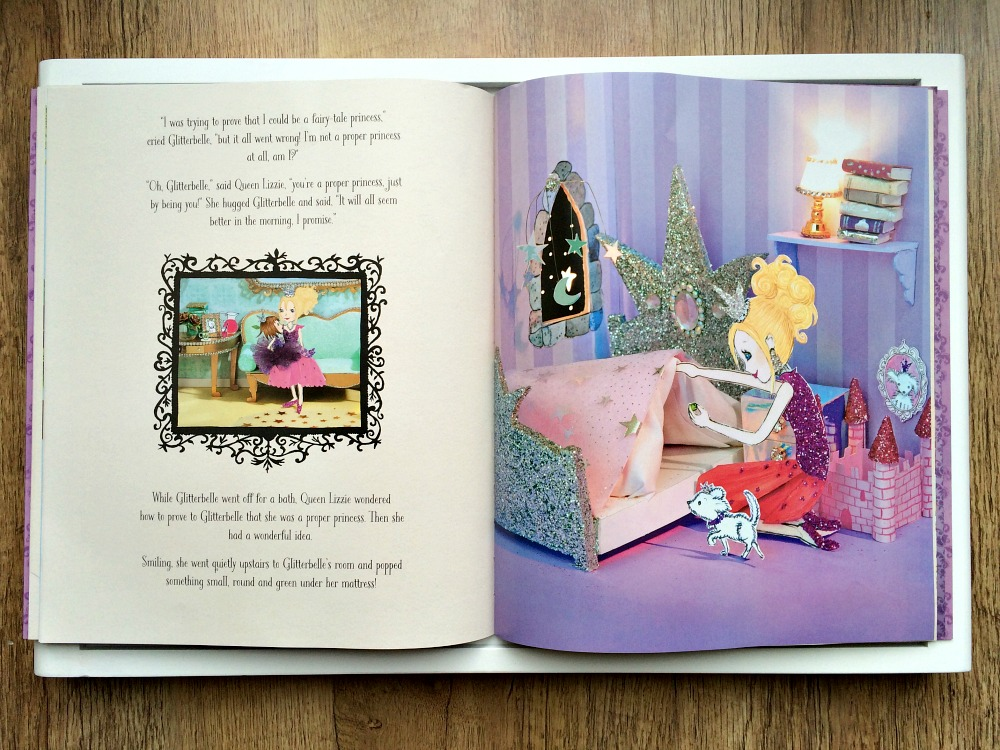 Glitterbelle Book Review Parragon Books