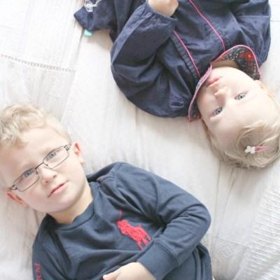 Siblings {January}