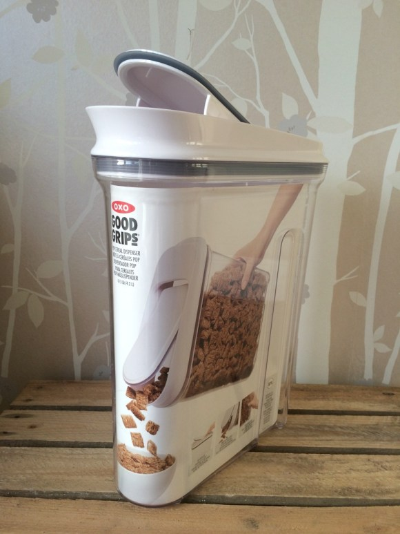 Oxo Good Grips Cereal Dispenser Food Storage