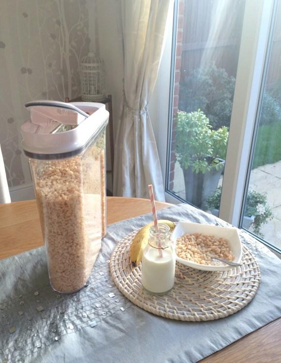 Oxo Good Grips Cereal Dispenser Food Storage